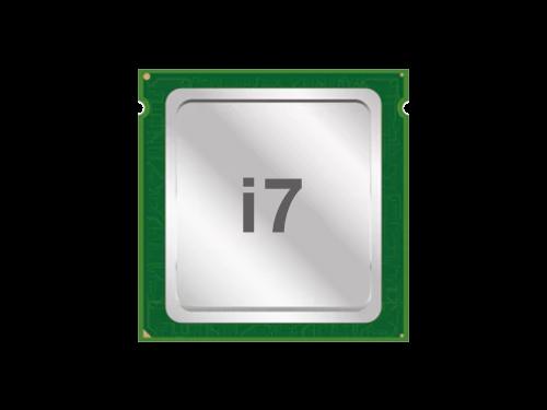 Intel i7 / AMD Ryzen 7 Prozessor