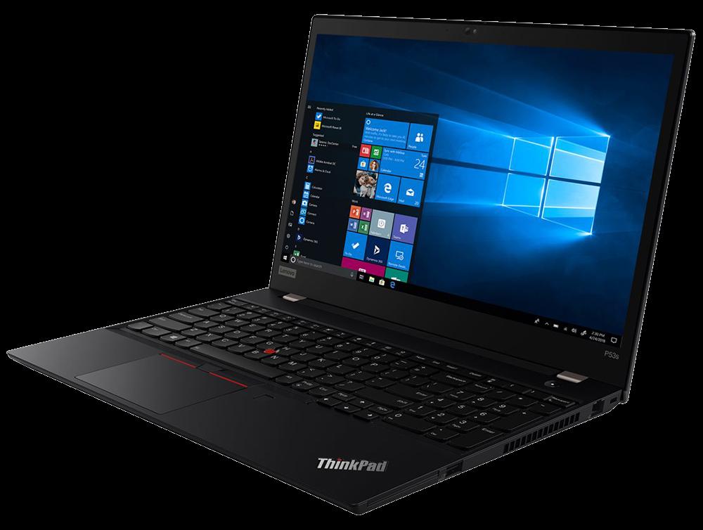 Lenovo ThinkPad P53 / P53s
